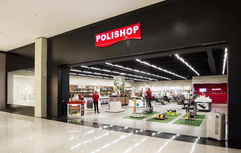 Polishop- Gigante no Marketing Multinível