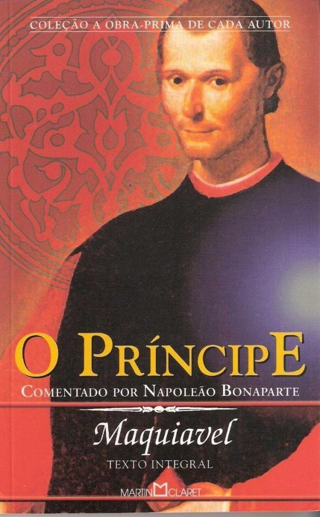 Livro O Príncipe- Virei Meu Chefe