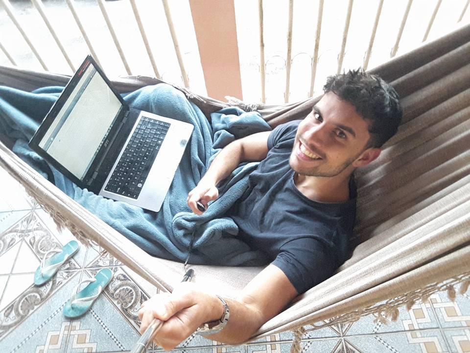 trabalhar em casa - na rede