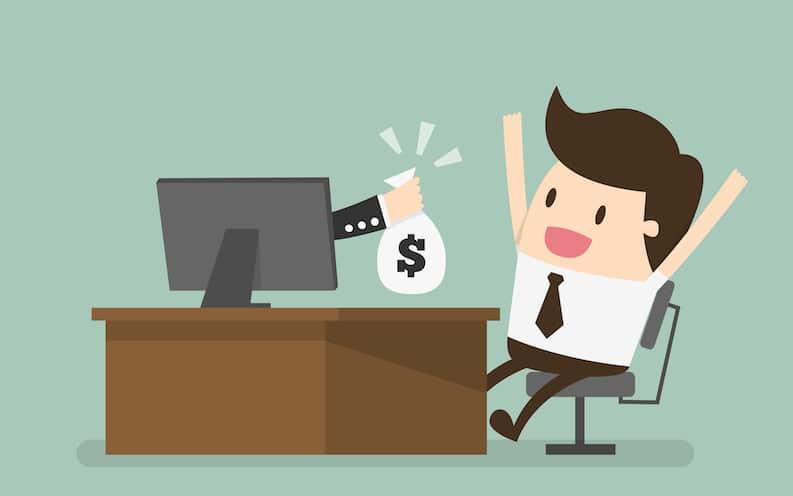 Ganhe dinheiro online!