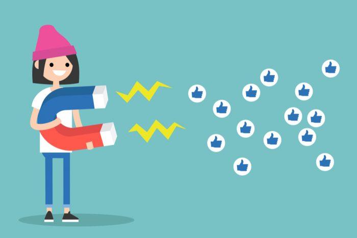 Engajamento: É a interação entre você e o seu público!